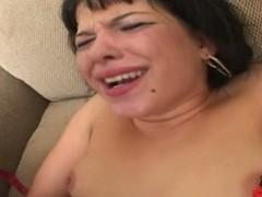 Two lesbian hot ebony babes love fucking big hard dicks